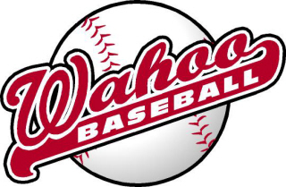 Wahoo Baseball Association Logo